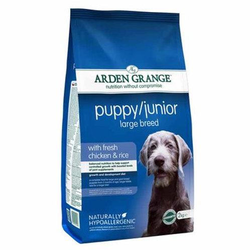 Arden Grange Large Breed Puppy 12kg