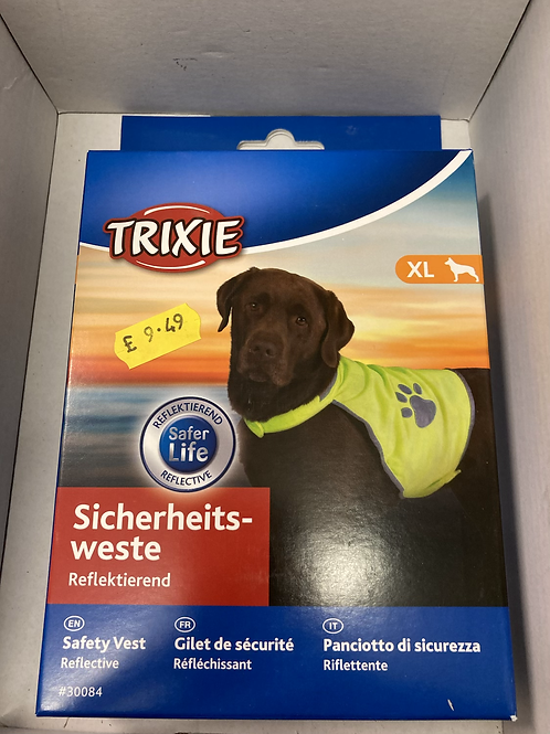 Trixie Reflective Safety Vest