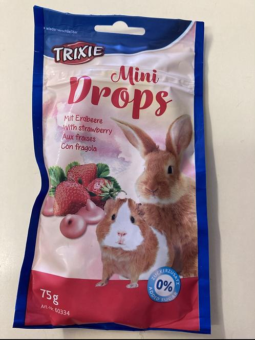 Trixie Mini Drops with Strawberry