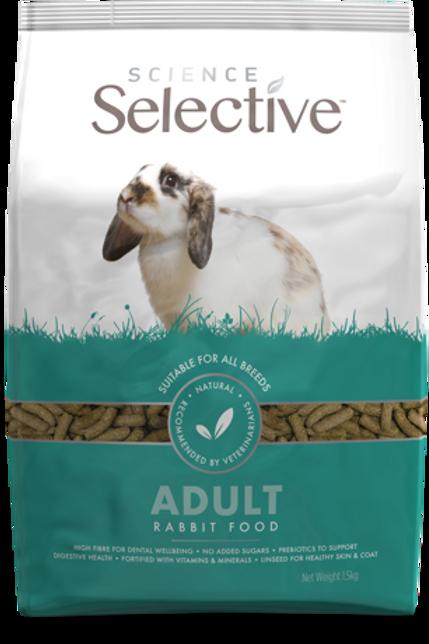 Supreme Science Selective Rabbit