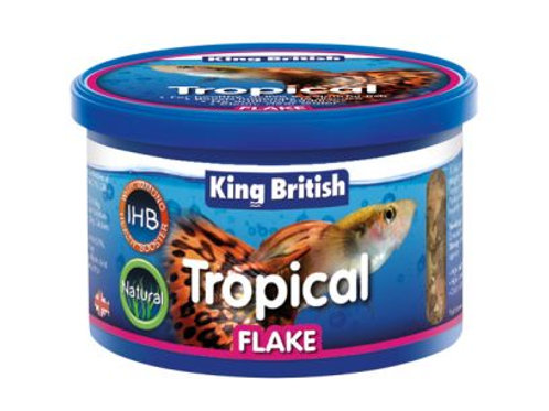 King British Tropical Flake 55g