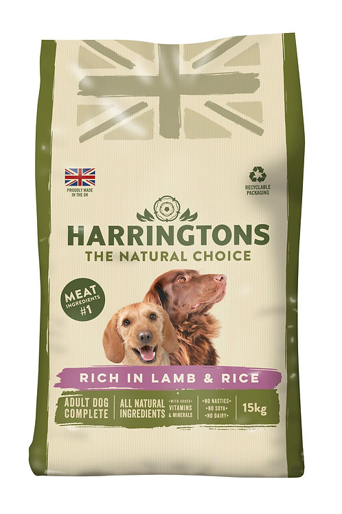 Harringtons Active worker Lamb