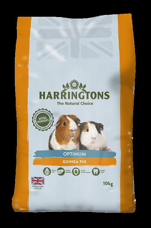 Harringtons Optimum Guinea Pig
