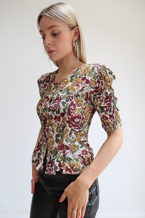 The Layla blouse