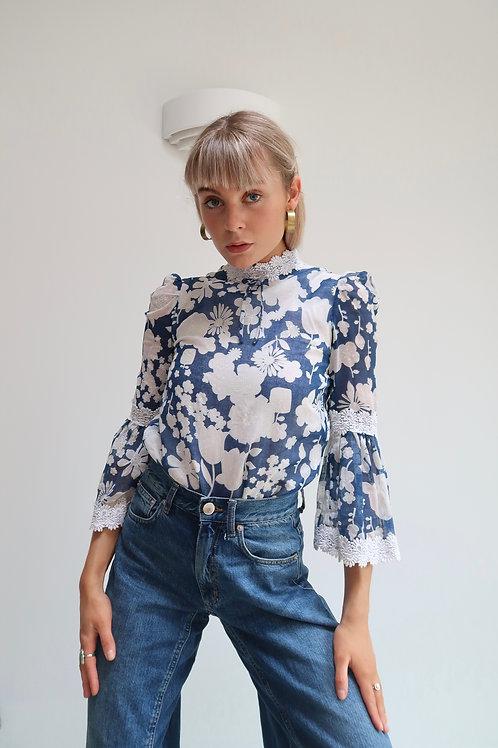 'Catch ya later baby' blouse