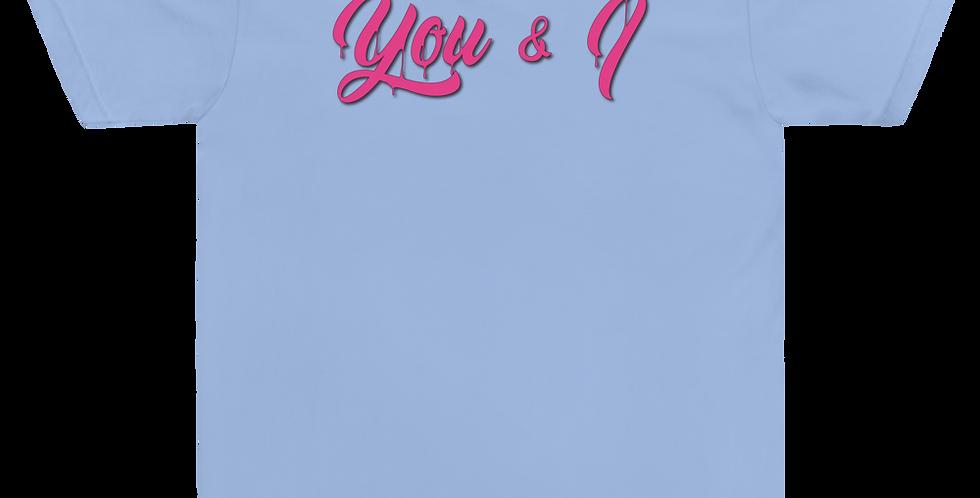 You & I (Promo 2) Organic T-Shirt