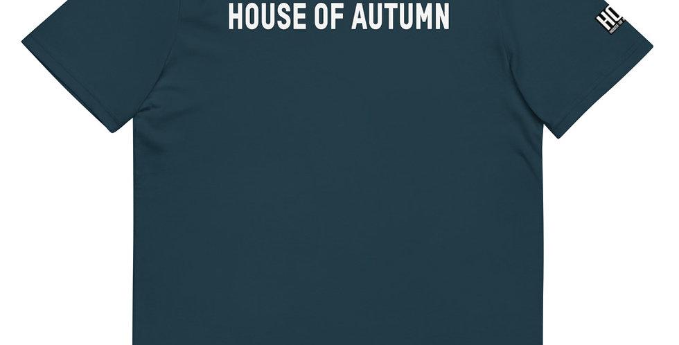 House Of Autumn Unisex organic cotton t-shirt