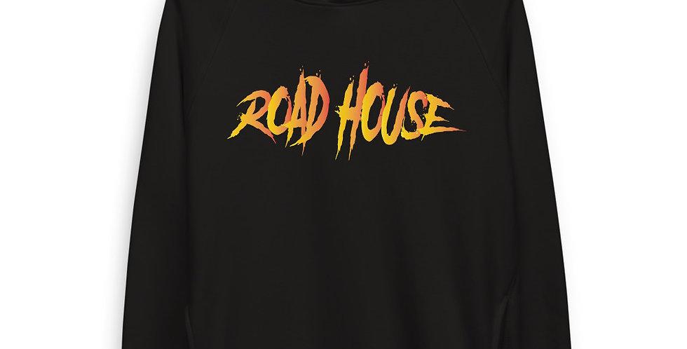 "Elijah Roads ""Road House"" Sunset Eco-Friendly Unisex pullover hoodie"