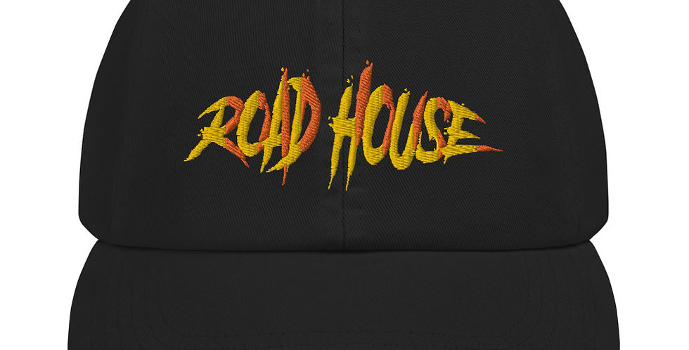 Elijah Roads 'Road House' Sunset Champion Dad Cap