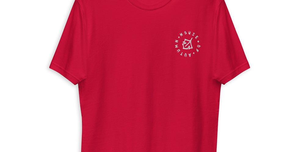 """House Of Autumn """"Duck Sauce"""" Short Sleeve Work T-shirt"""