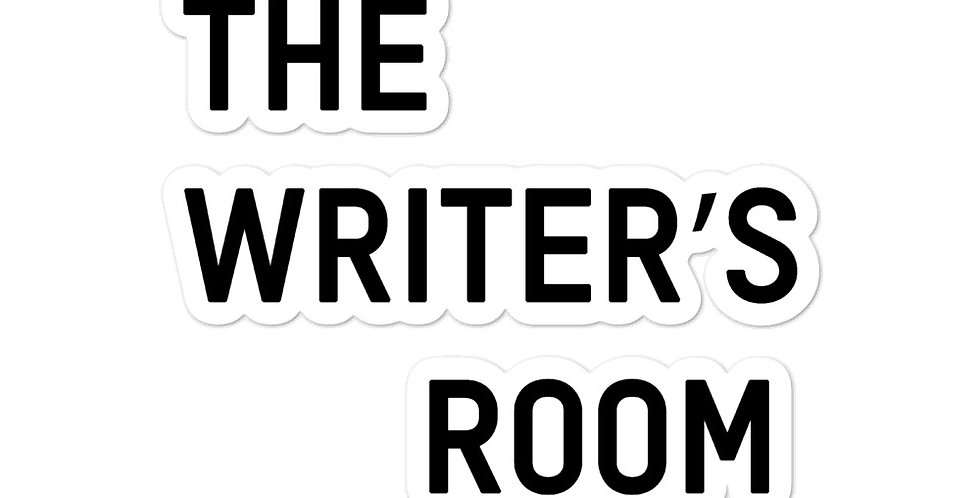 The Writer's Room Stickers