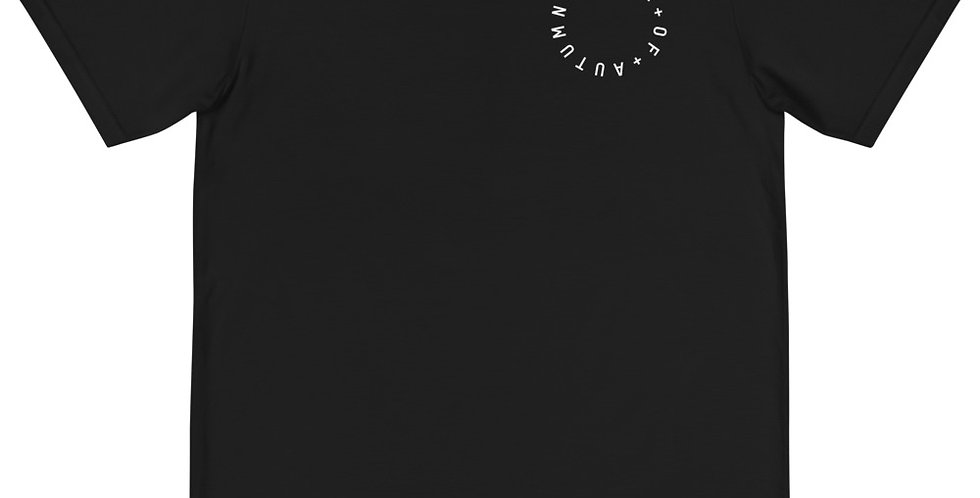 House Of Autumn Organic Work T-Shirt (Print)
