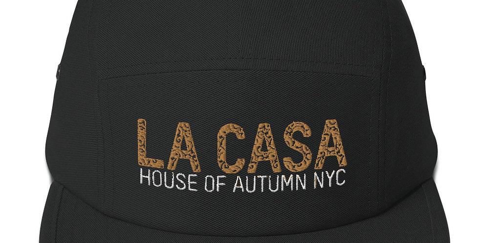 House Of Autumn 'LA CASA/BRICK BY BRICK' 5 Panel Camper