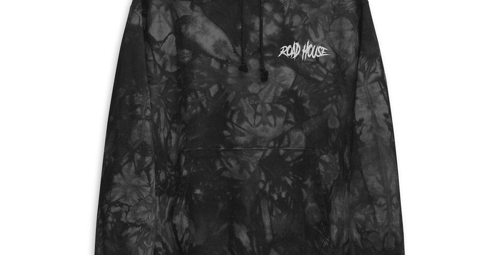 Elijah Roads 'Road House' Unisex Champion tie-dye hoodie