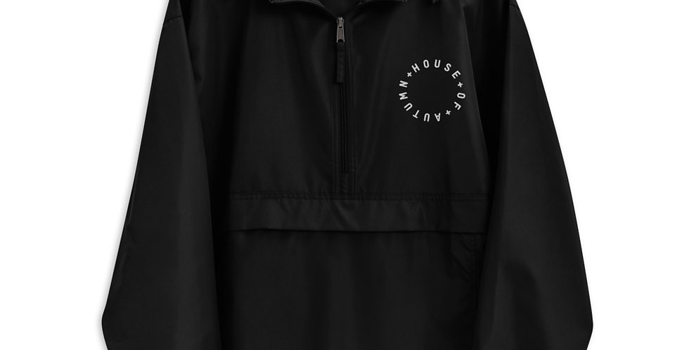 """House Of Autumn """"Sailing"""" Champion Packable Jacket"""