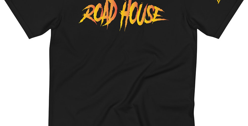 Elijah Roads 'Road House' Sunset Organic T-Shirt