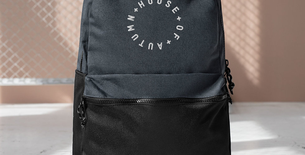 House Of Autumn Champion Backpack