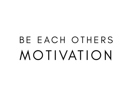 Let Your Actions Motivate Each Other