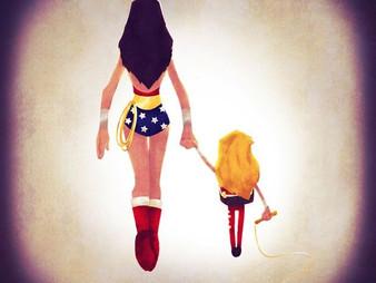 Creémos en Wonder Woman
