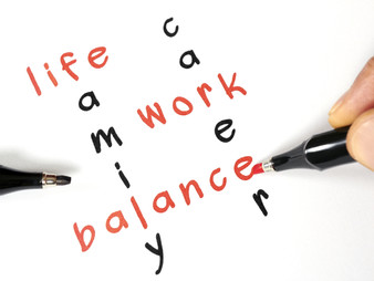 Standing Up for a Balanced Life