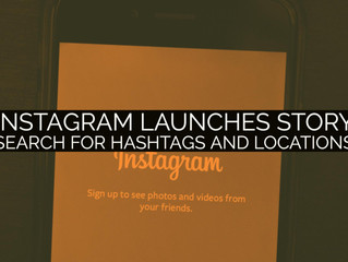 Instagram launches Story Search for hashtags and locations