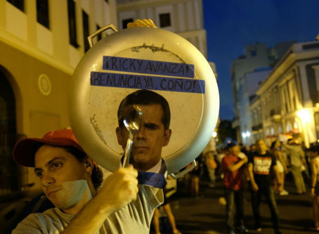 10 grandes errores que políticos pueden aprender de la aparatosa caída del gobernador Ricardo Roseló