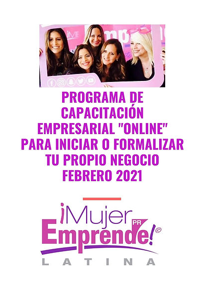 Service Programa de Capacitación Empres