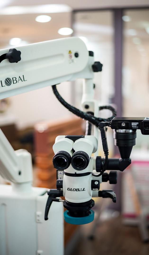 특수장비 마이크로 현미경