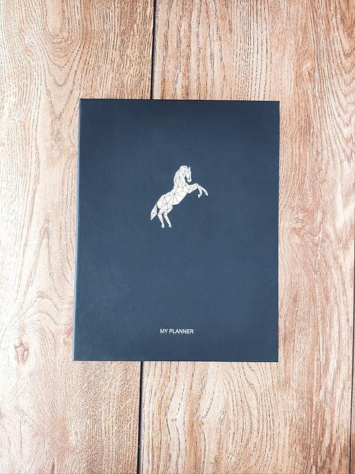 """Еженедельник PlamMan """"Лошадь оригами"""""""