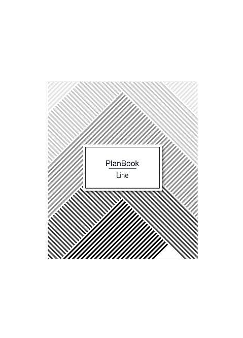 """Обложка для планера-трансформера Mini """"Line"""""""