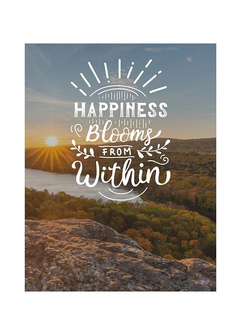 """Обложка """"Happiness"""""""