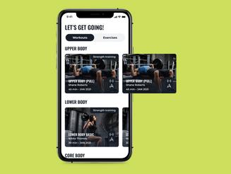 Verse Fitness App