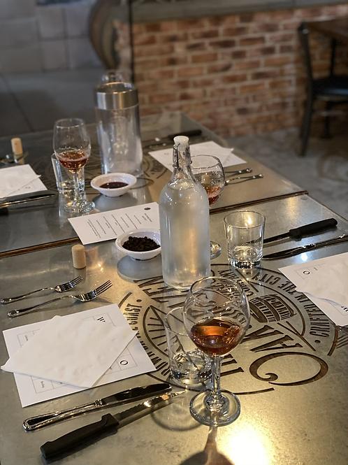 Wine Pairing Dinner 11/14 at 4pm