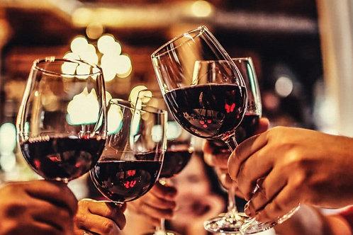 Wine Pairing Dinner 4/11 at 6pm