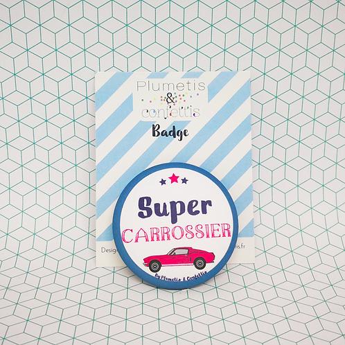 Badge Super Carrossier