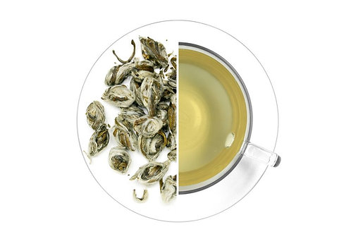 Green - Phoenix Eyes - Hand Rolled Green Tea (100g)