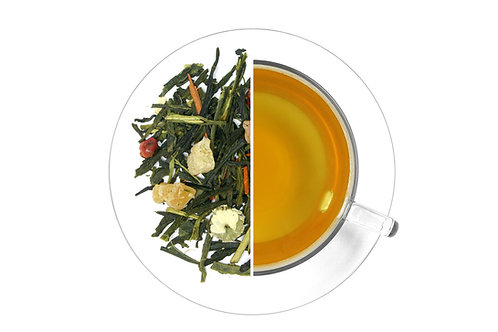 Green - Life of Brian - Green Tea with sandlewood & papaya (100g)