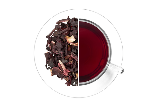 Herbal - Hibiscus Flower (Pure) - (100g)