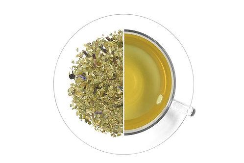 Maté Energy Boost with green PuErh tea, pineapple & Muira Puama, ginseng  (100g)
