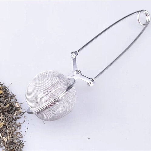 Tea Infuser Clip Stainless Steel