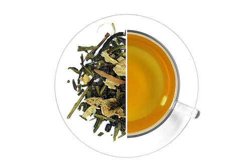 Green - Moroccan Dusk - Green Tea with nana mint (100g)