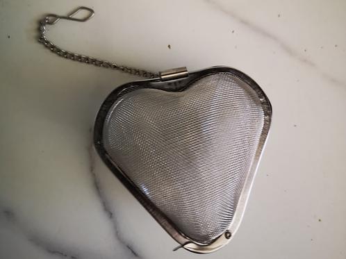 Tea Infuser Heart Shape