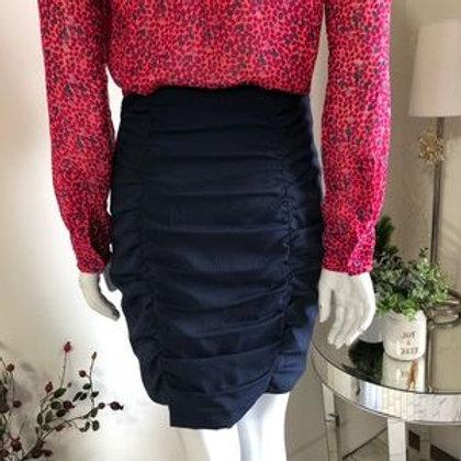 NANETTE LEPORE - black skirt