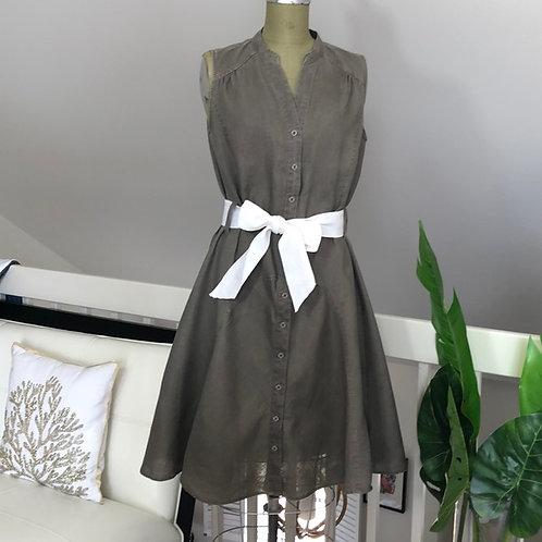 Malvin linen dress