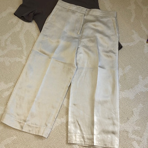 COS crop trousers