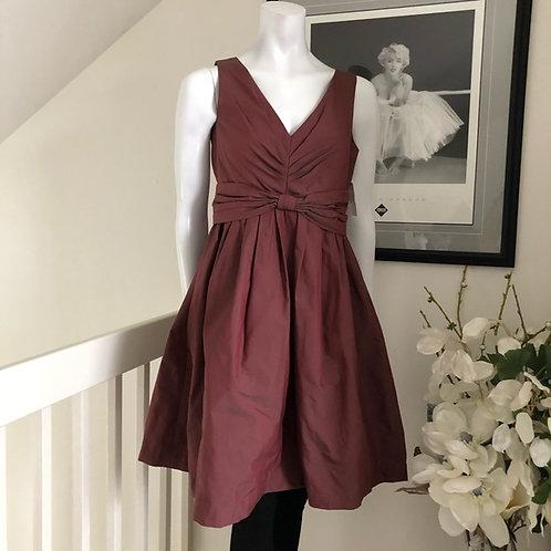 BANANA REPUBLIC - red dress