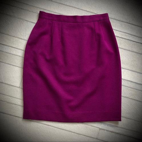 MICHEL DESJARDINS - red skirt