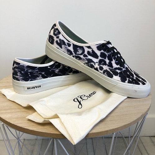 SOLD! J. Crew shoes - Leopard print