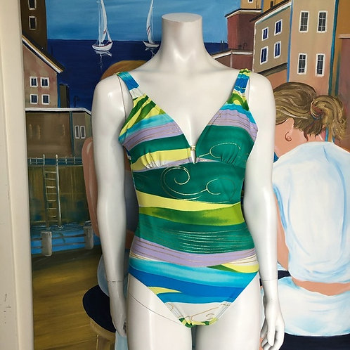 Gottex Silver swimsuit