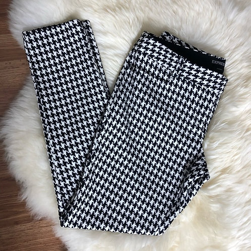 Houndstooth Express skinny pants